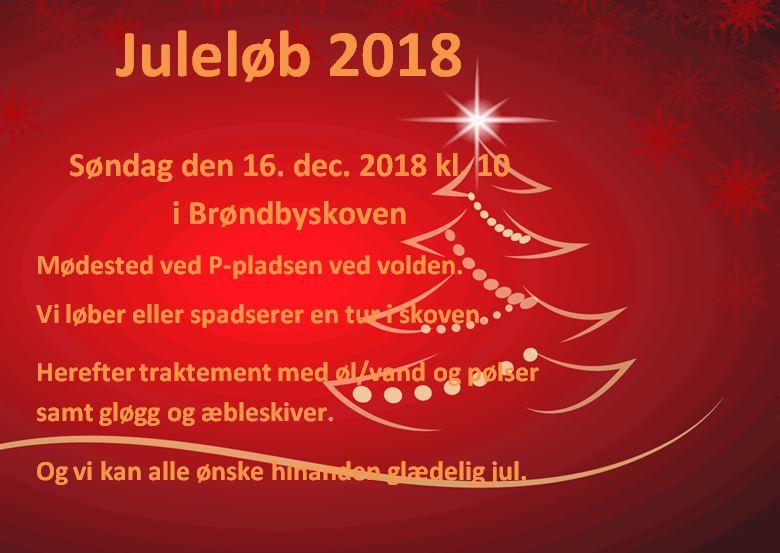Juleløb 2018