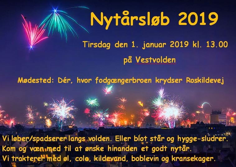 Nytårsløb 2019